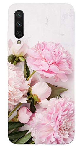 V3 Creation Colorfull Theme Flower Background Mobile Case for XIAOMI A3 7