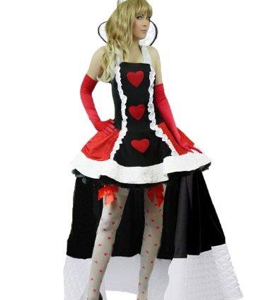 Yummy-Bee-Dame-de-Cur-Alice-Pays-des-Merveilles-Reine-Conte-de-Fes-Bas-Froufrous-Couronne-Dguisement-Femme-Grande-Taille-34-50-3638