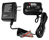Black & Decker Multi Volt Battery Charger for HPB18-OPE HPB18 HPB14 HPB12 HPB96 18V 14V 12V 9.6V Nicd