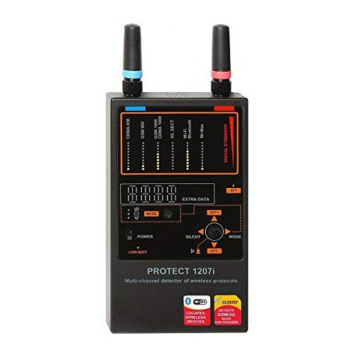 DefCon-Security-Products-iProtect-Multi-Channel-Detector-for-Wireless-Protocols-DD1207