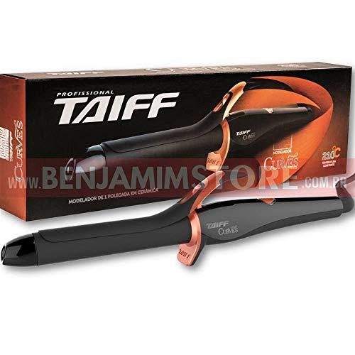 Modelador de Cachos Taiff Curves em Cerâmica 1 Polegada 25mm
