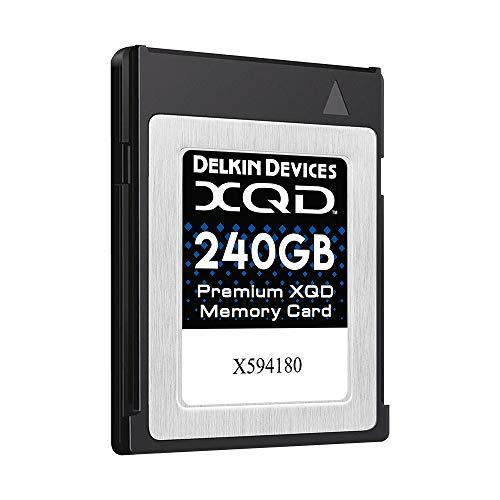 Delkin-240GB-Premium-Xqd-Memory-Card
