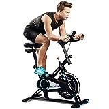 ANCHEER Indoor Cycling Bike, Smooth Quiet Belt Drive Indoor Stationary Exercise Bike (Model: ANCHEER-M6008)