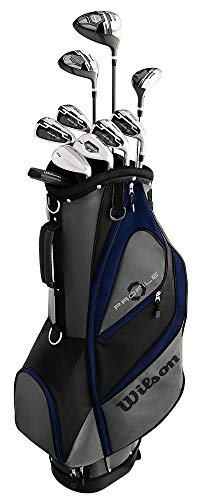 Wilson Senior's Profile XD Complete Golf Set with Bag