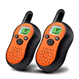 TiMi Tree Walkie Talkies for Kids Toddlers Two Way Radios Toy Voice Activated Long Range, Outdoor Exploration Gifts for Age 5 6 7 Year Old Boys Girls