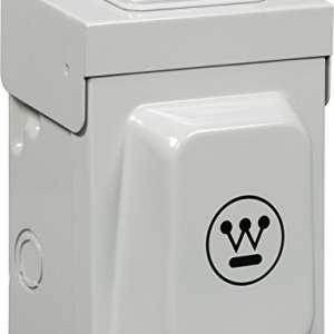 Westinghouse Heavy Duty 30 Amp (NEMA L14-30) Power Inlet Box for Portable Generator Transfer Switch