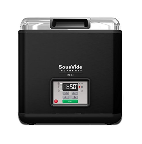 Sous Vide Supreme Demi Water Oven Review