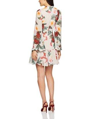 Cooper-St-Womens-Rosa-Long-Sleeve-Mini-Dress