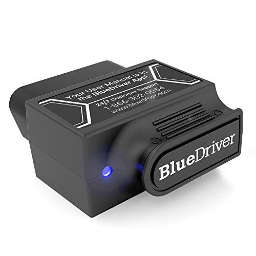 BlueDriver OBD2 Scanner