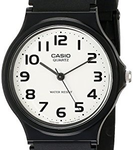 Casio Men's MQ24-7B2 Analog Watch with Black Resin Band 27 Fashion Online Shop gifts for her gifts for him womens full figure