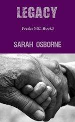 Legacy by Sarah Osborne