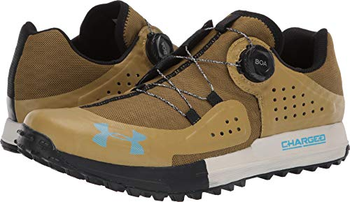 Under Armour Syncline Hiking Shoe - Men's Palm Green/Black/Capri, 9.0