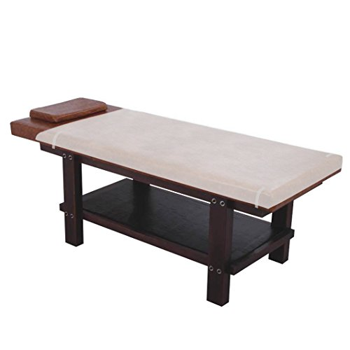 wanpool disposable waterproof oil resistant massage table cover