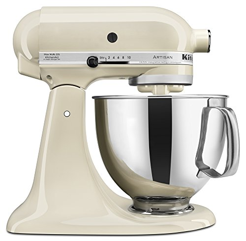 KitchenAid Artisan Series Stand Mixer with Pouring Shield, 5-Qt.,...