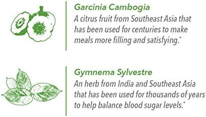 Lean + Green, Premium, 100% Sencha Green Tea, Super Citrimax (Garcinia Cambogia) & Gymnema Sylvestre, for Weight Management, Appetite Control and Sugar Balance 24 ct, Javita 3