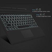 MoKo Microsoft Surface Pro 4 / Pro 3 / Surface Pro 2017 Type Cove 18