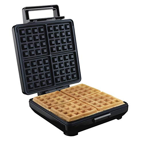 Proctor Silex 26051 Belgian Waffle Maker Black (Renewed)