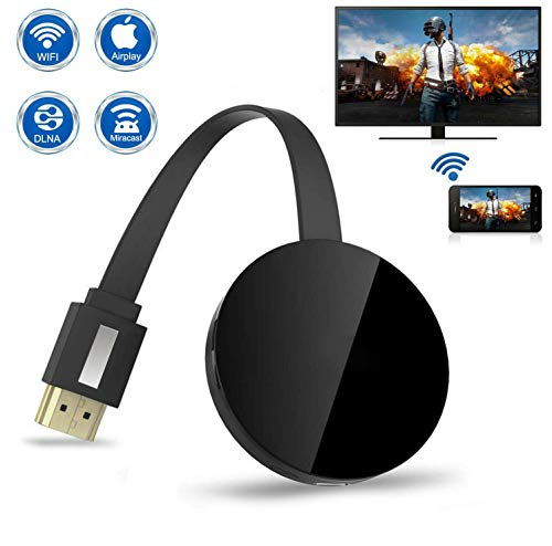 Wireless Display Dongle, 1080P Portable TV...
