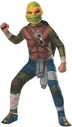 Rubies Teenage Mutant Ninja Turtles Child Michelangelo Costume, Small