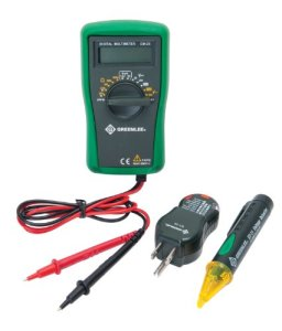 Greenlee TK-30A Basic Electrical Kit