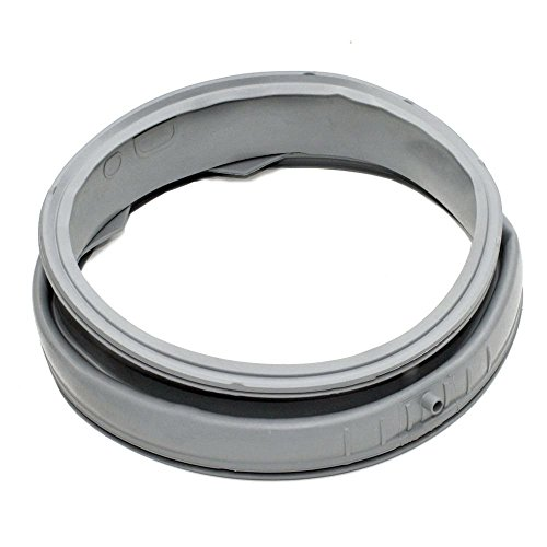 LG Electronics 4986ER0004F Washing Machine Door Boot Gasket with Drain Port