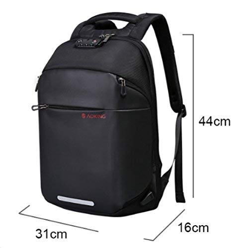 Travel Bagpack Office Laptop Bag Casual Lightweight Water Resistant Laptop Bag For Men And Women Ideal Storage For Notebook Camera Ipad For