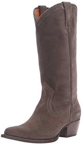 4101Kc3hsUL Western inspired bootie 15 Inches shaft circumference, 1.75 Inches heel height