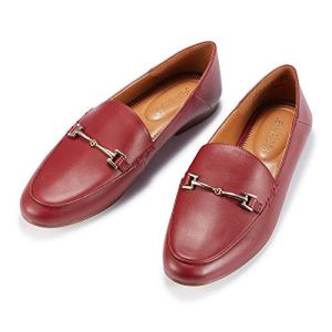 JENN ARDOR Women's Penny Loafers Slip On Flats Comfort Driving Office Loafer Shoes 25 Fashion Online Shop gifts for her gifts for him womens full figure