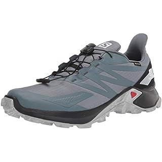 Salomon Men's Supercross Blast GTX Trail Running Road Running Shoes On Trail