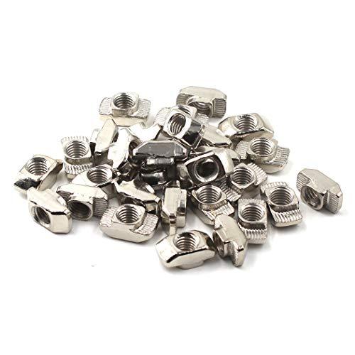 M3-Thread-T-Nut-for-30-Series-European-Aluminium-Profile-Hammer-Head-Drop-in-T-Slot-Nuts-Nickel-Plated-Carbon-Steel-50-PCS