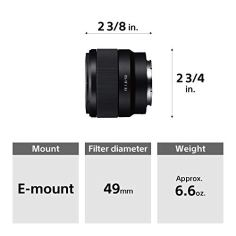Sony-FE-50mm-F18-Standard-Lens-SEL50F18F2
