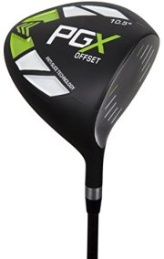 PGX Offset Driver (Ladies, Right Hand, Graphite, Ladies Flex)