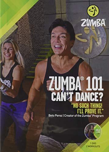 Zumba 101 Dance Fitness for Beginners Workout DVD