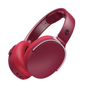 Skullcandy Hesh3 Wireless Over-Ear Headphone with Mic (Moab/Red/Black)