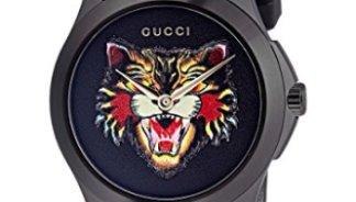 f539f0bfe2f Gucci Timeless unisex watch 38mm YA1264019 - Fashion