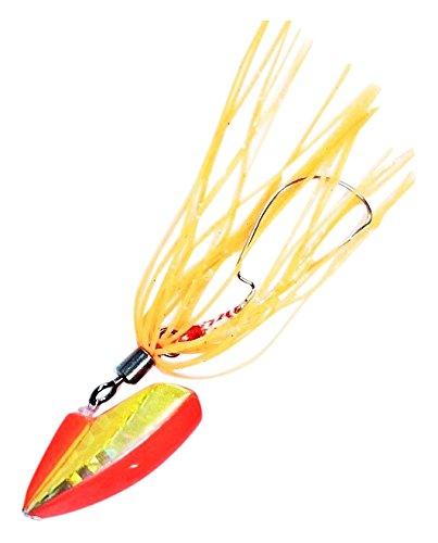 メジャークラフト ルアー メタルジグ ジグラバー スルーオフセットタイプ 20g #207 オレンジ JRT-20の商品画像