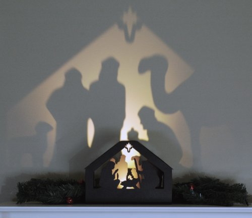 Nativity Shadow Box