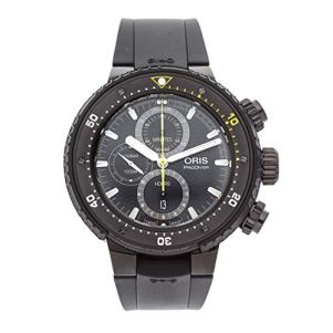 Oris Pro Diver Mechanical (Automatic) Black Dial Mens Watch 01 774 7727 7784-Set (Certified Pre-Owned)
