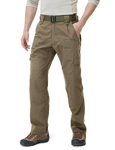 CQR CQ-TLP104-CYT_36W/32L Men's Tactical Pants...