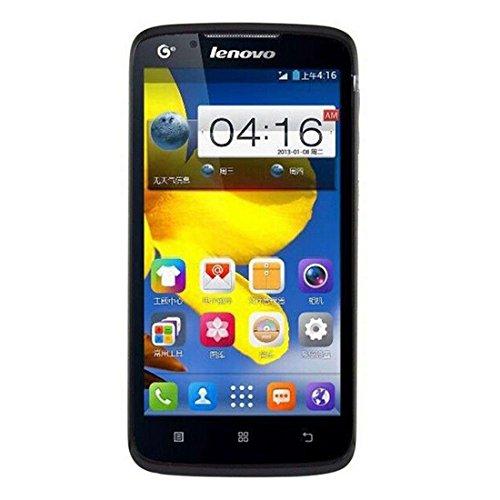 "Lenovo A399 Mtk6582m Quad Core Cell Phones 512mb RAM 4gb ROM 5.0"" IPS Dual Sim Android 4.4 Wcdma Wifi (black)"