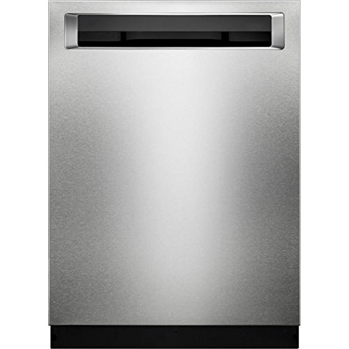 KitchenAid KDPE334GPS 39 dB Stainless Built-In Dishwasher with Third Rack