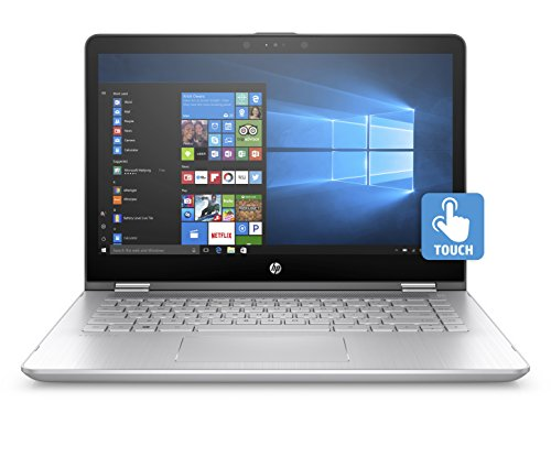 HP 14-ba075TX 2017 14-inch Laptop (Core i3/4GB/1TB/Windows 10 Home/2GB Graphics), Natural Silver 8