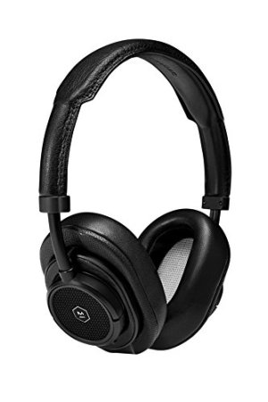 Master & Dynamic MW 50+ 2-in-1 Wireless On-Ear and Over-Ear Headphones (MW50B1)