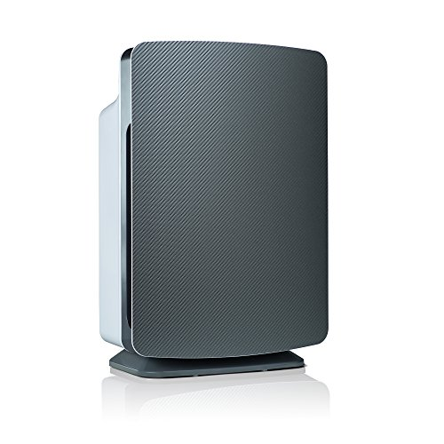 Alen BreatheSmart Customizable Air Purifier with HEPA-Pure Filter for Allergies and Dust (Carbon Fiber, Pure, 3-Pack)