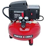 PORTER-CABLE PCFP02003 3.5-Gallon 135 PSI Pancake Compressor