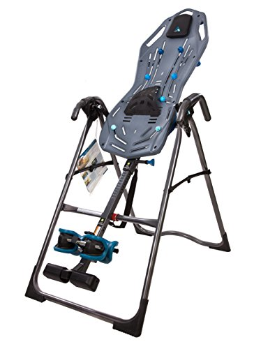 Teeter FitSpine X-Series Inversion Table, 2019 Model, Back Pain Relief Kit, FDA-Registered (X1)