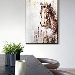 Elegant Horse Wall Art