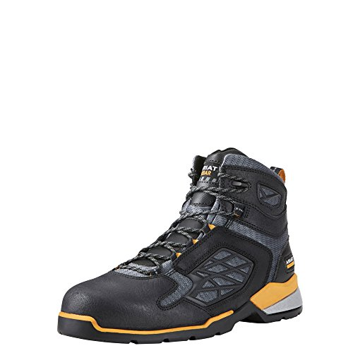 Ariat Mens Rebar Flex 6 inch Waterproof Work Boot Industrial