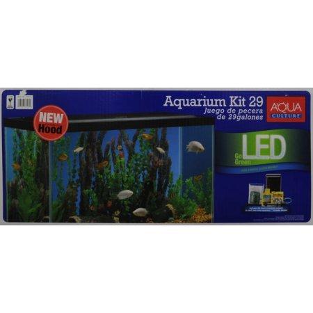 Aquaculture 29 Gallon Aquarium Dimensions | Allcanwear org
