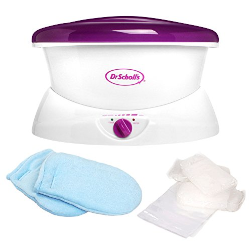 Dr. Scholl's Quick Heat Hand & Foot Wax Paraffin Spa Bath Kit